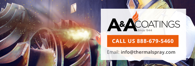 A&A Coatings – Thermal Coating Applications