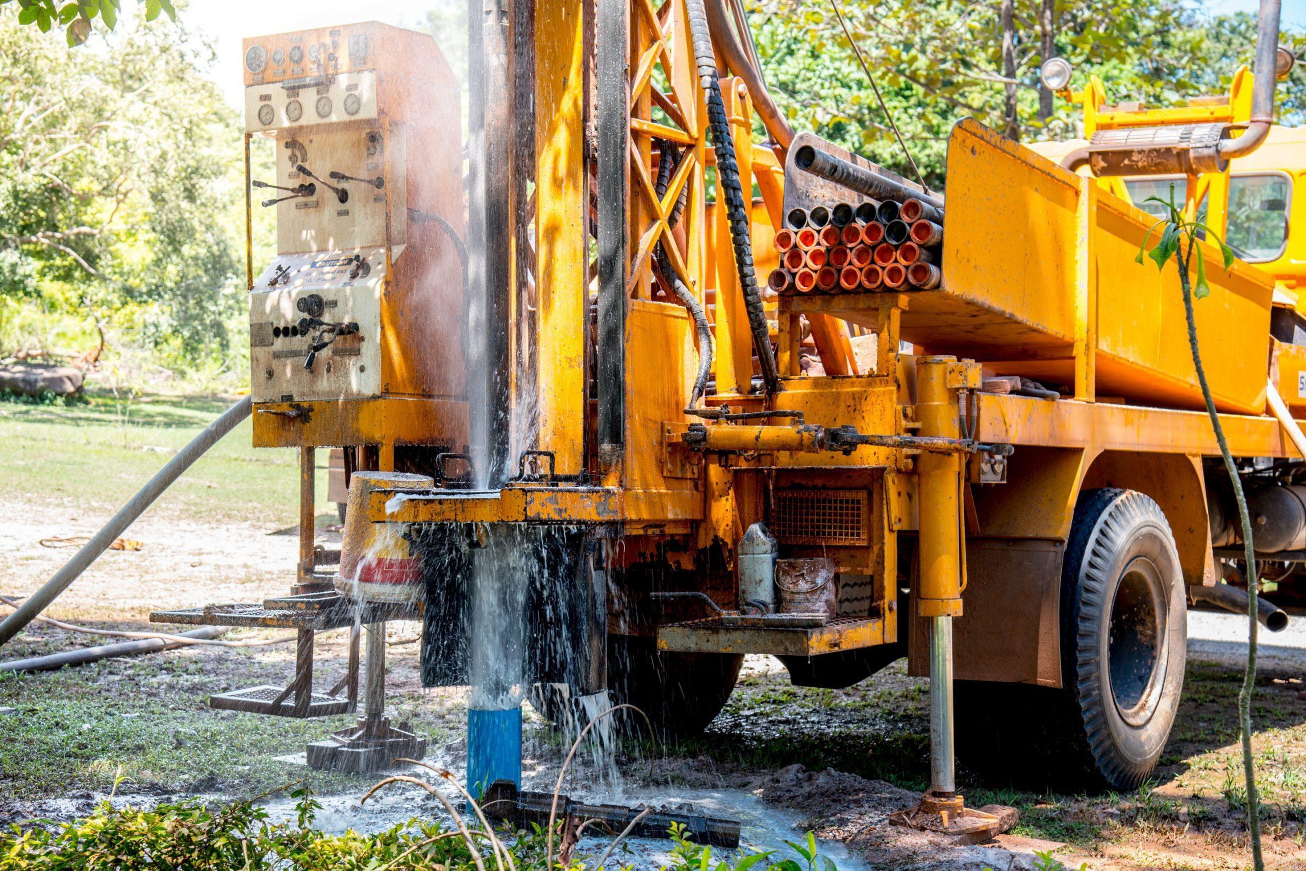Keller Well Drilling Inc